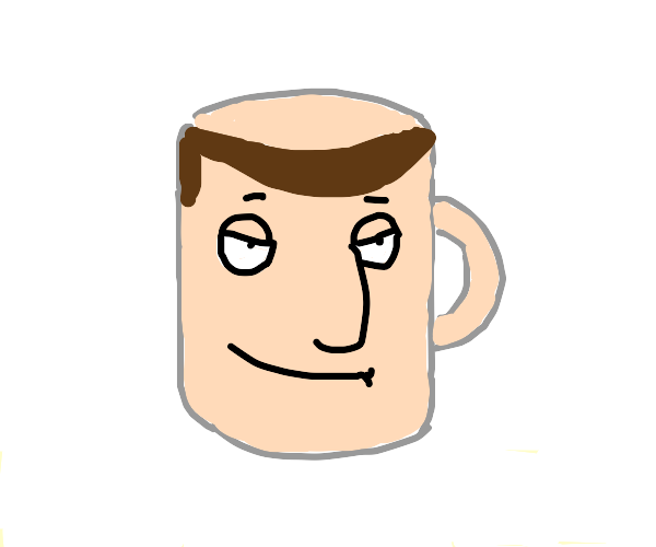 Joe Swanson as mug