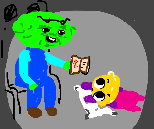 Elder Lime Story Time