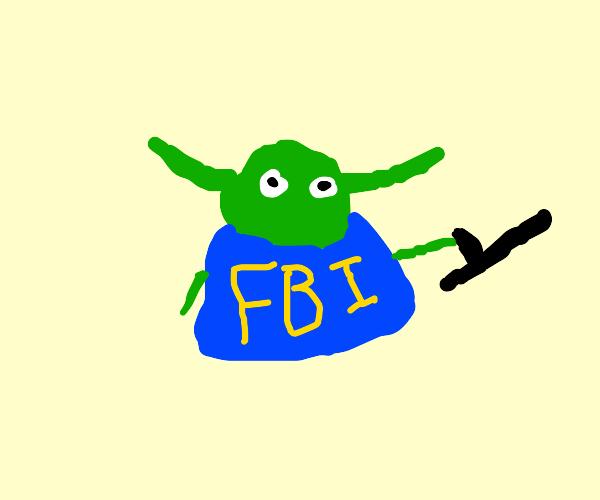 Baby Yoda is FBI