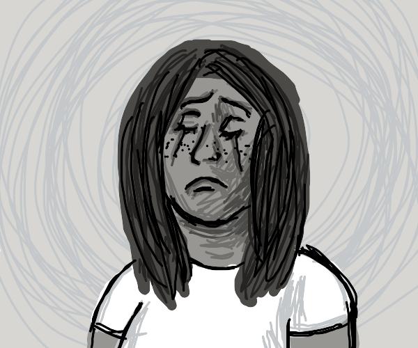 Sad Girl :(