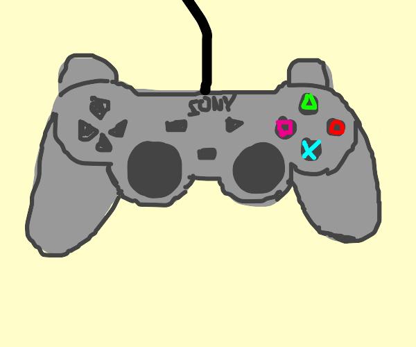 PS1 controller