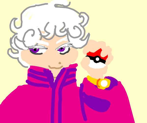 bede from pokemon swsh being all smug