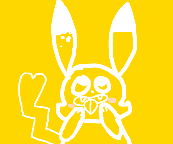 ahegao pikachu