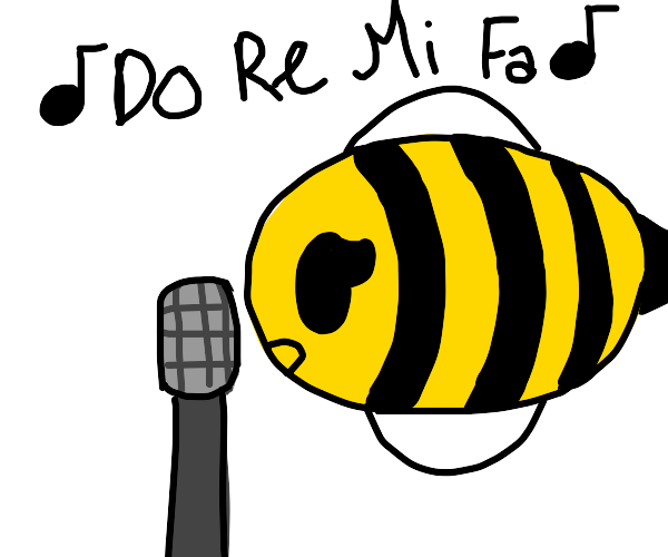a singing bee