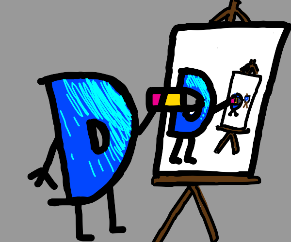 Drawception inception