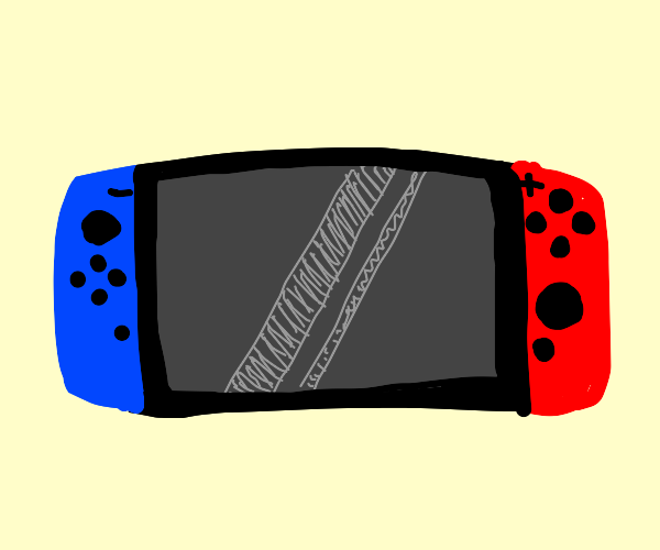 nintendo console of some sort