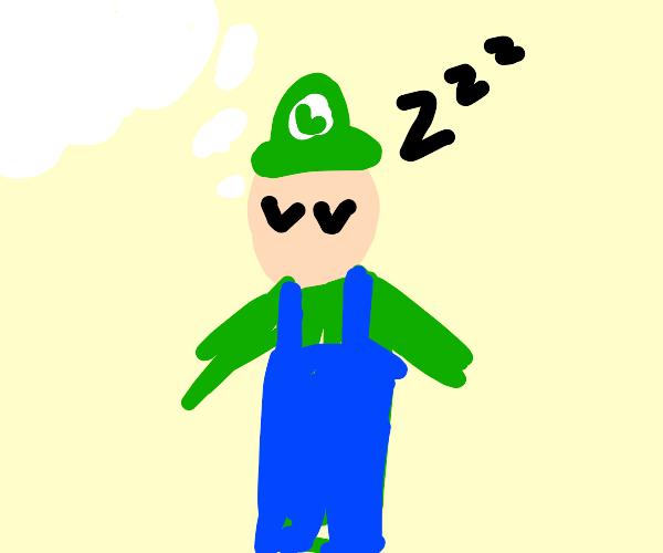 Luigi Dreaming