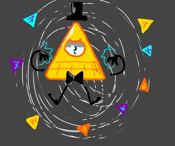 Bill the triangle god