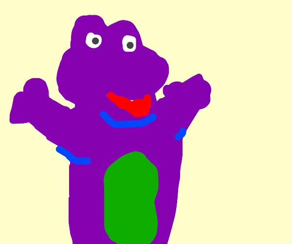 Give Barney a Hug!