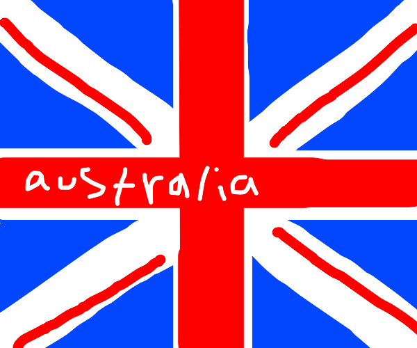 British/Australian Flag