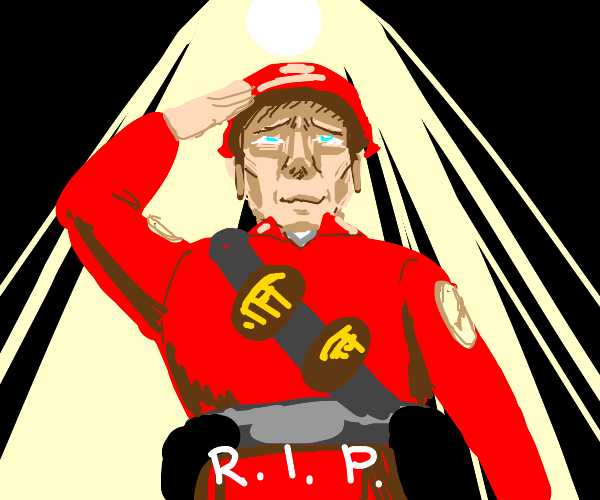 Rest In Peace Rick May (Soldier TF2)