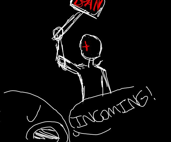 Ban Hammer Incoming!