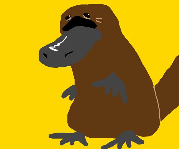 ancient hulking platypus