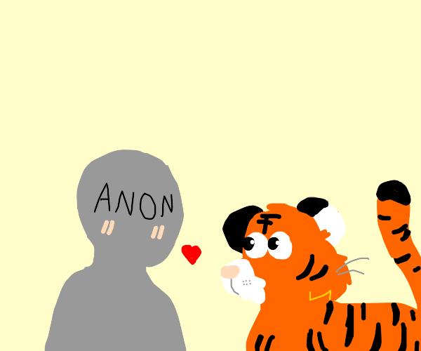 Anon x Tiger