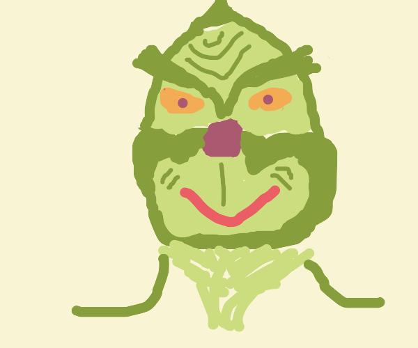 The jim carrey grinch