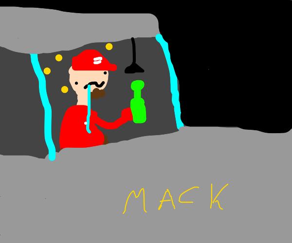 Drunk Truck Driver