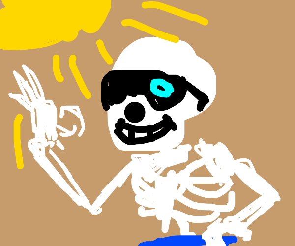 Sans is coming this summer