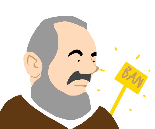 PIO gets the ban hammer