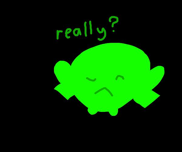 Frog Says Really?