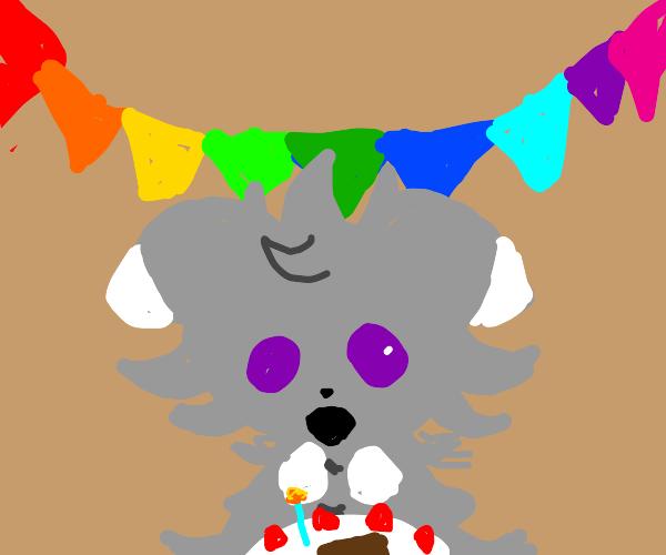 it's esupurr's birthday