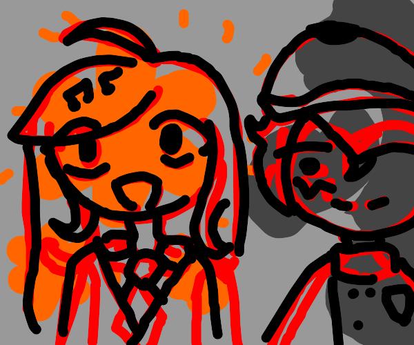 Kaede and Shuichi (Danganronpa V3)