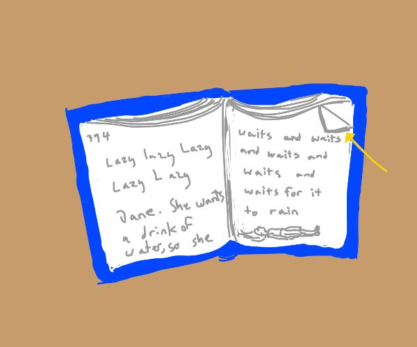 diy folder corner boomark