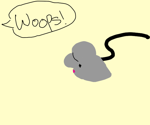 Sorry I'm using a mouse