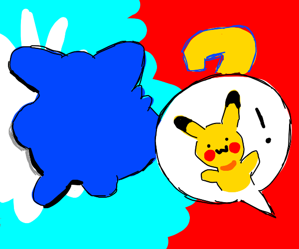 """Guessing """"Who's That Pokemon"""" Incorrectly"""