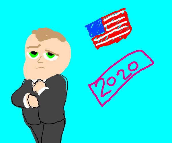Vote boss baby 2020
