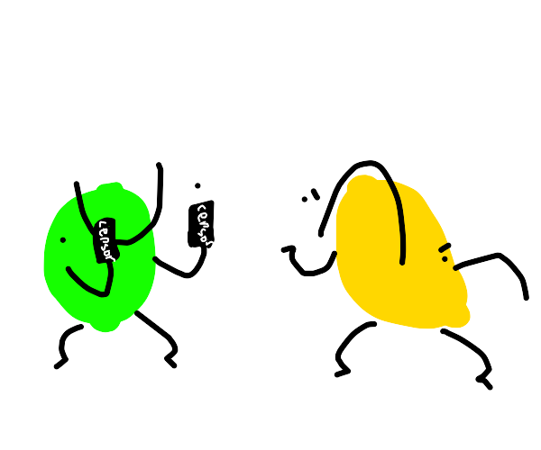 Lime vs Lemon
