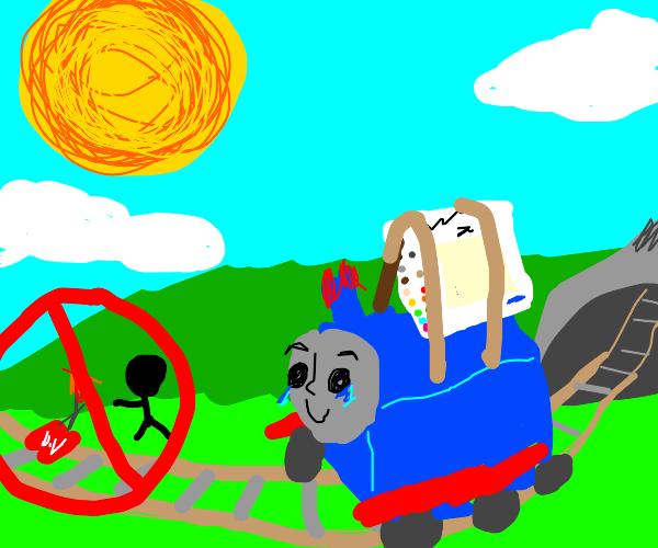 don't derail games :)
