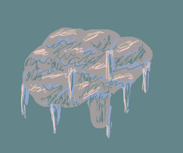 Frozen brain