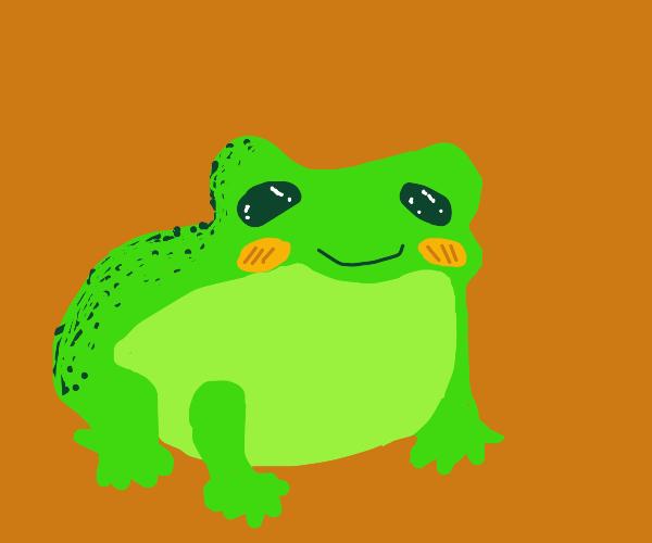 little froggy :)
