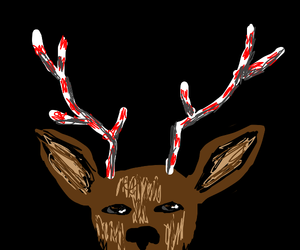 Draw a song from I Am Become Christmas - LD