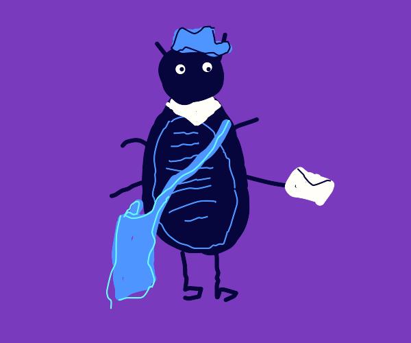 cockroach mailman