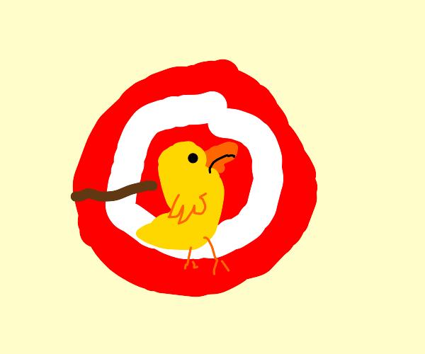 kill the duck!