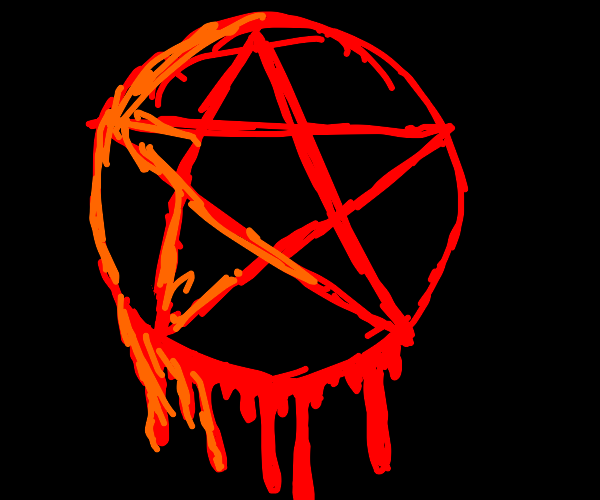 Satan's star