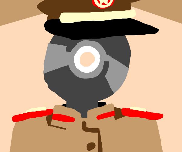 communist cd man