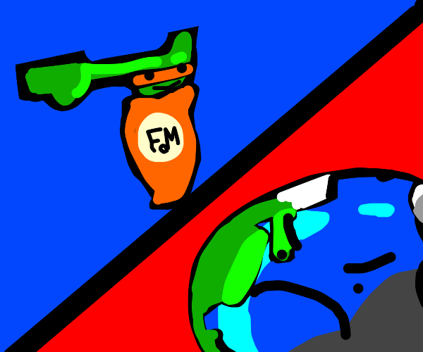 Florida Man vs The World