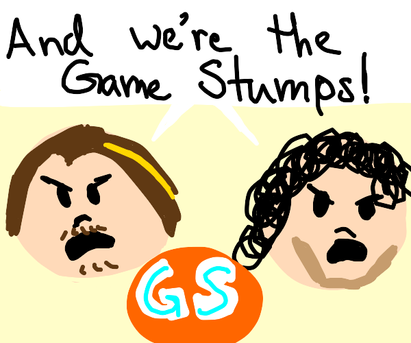 headless game grumps: we're the game stumps