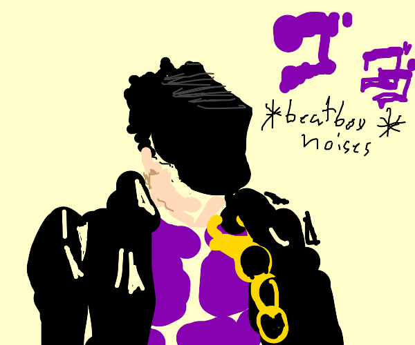 Let JoJo beatbox