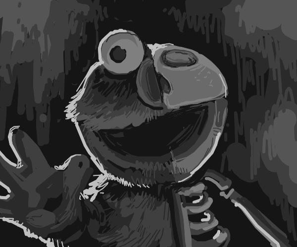 Skele-Elmo loves you!