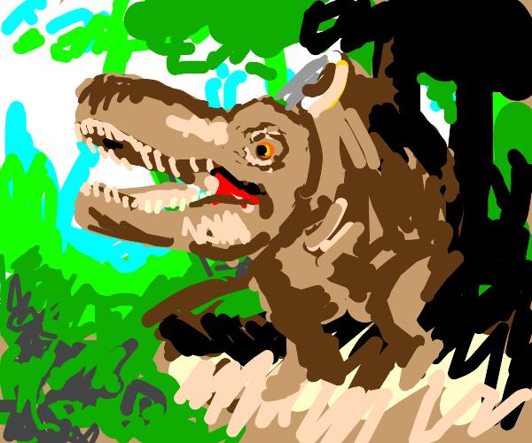 Elbartosaurus (pokemon?)