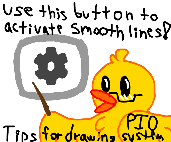 Tips for New Drawing System (PIO)