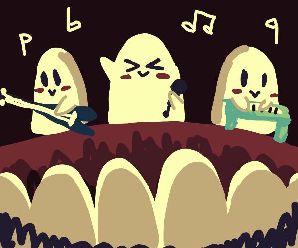Ghost concert