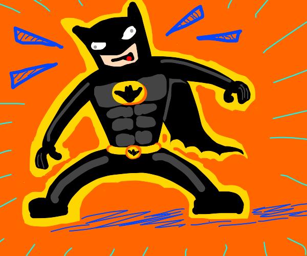 Weird batman