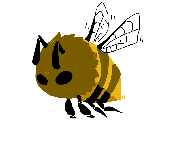 Hive Soldier (Hollow Knight Bee)