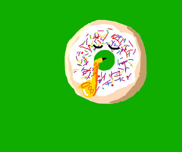 donut musician