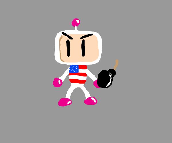 American Bomberman