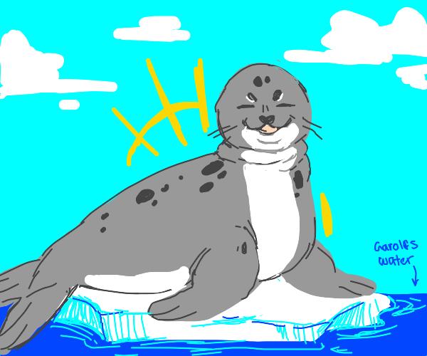 Great seal of the water of garolf